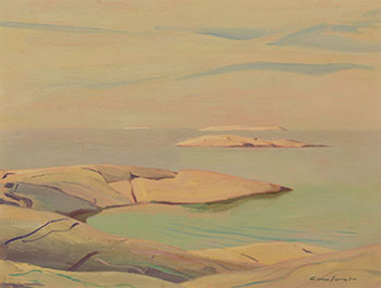Afternoon, South Pine Island by Charles Fraser Comfort