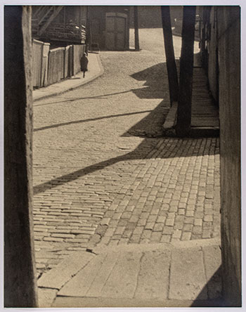 Angles of Quebec, 1929 by John Vanderpant
