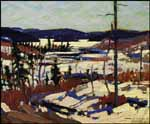Record Thomas John (Tom) Thomson sale